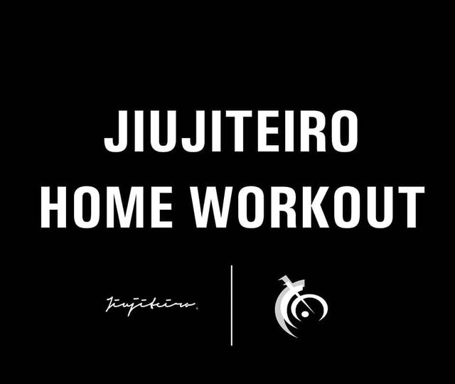 Jiujiteiro Home Workout