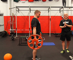 MBSC's Advanced Football Strength and Conditioning Program (4 Weeks)