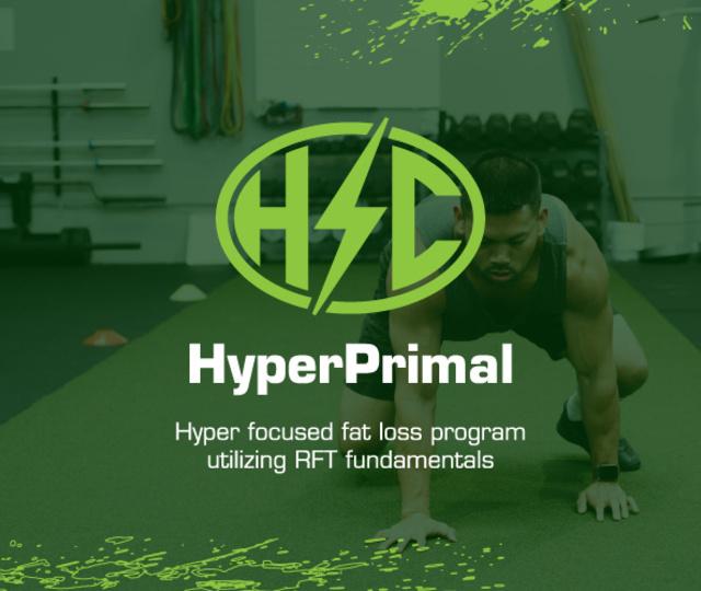 6 Week HyperPrimal RFT Fundamentals Program