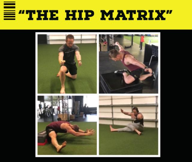 """THE HIP MATRIX"""