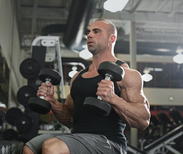 Upper Body Strength Phase 1