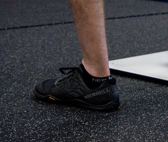 Achilles Tendinopathy Stage 1