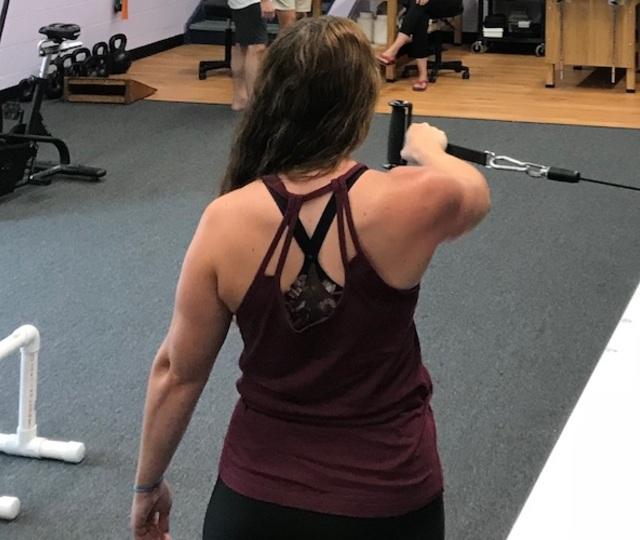 Shoulder Friendly 16 Week Program Phase 1