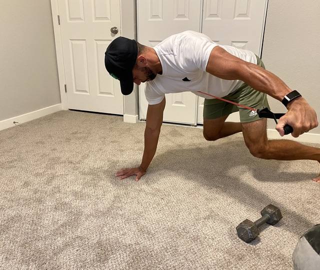 20 Home Golf Workouts