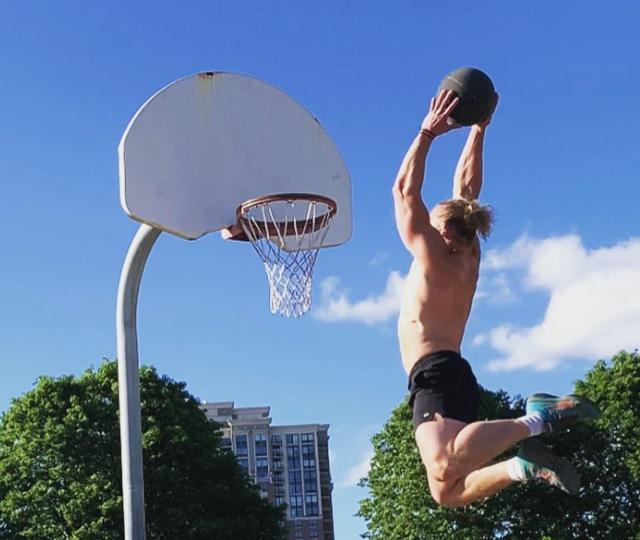 Chris Hyppa Basketball - Vertical Jump Training Exercises