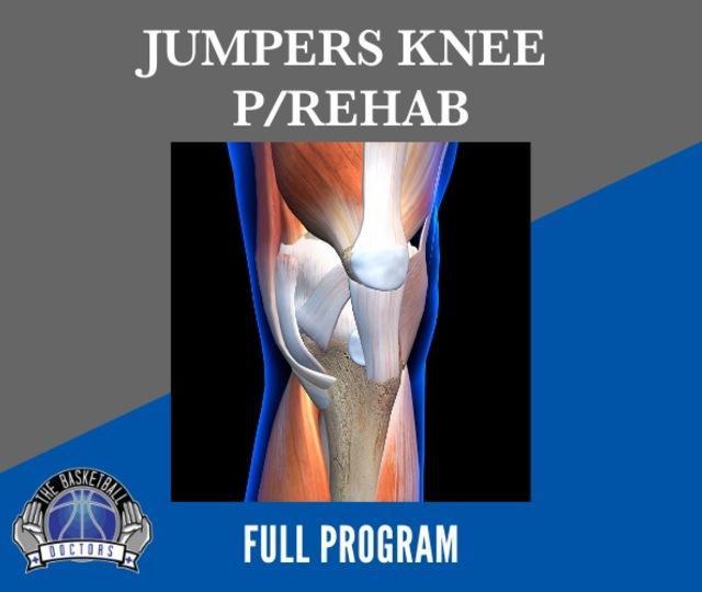 Jumper's Knee P/Rehab Full Program