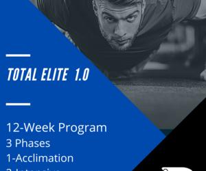 Total Elite Athlete 1.0 (Weeks1-6,12 Total)