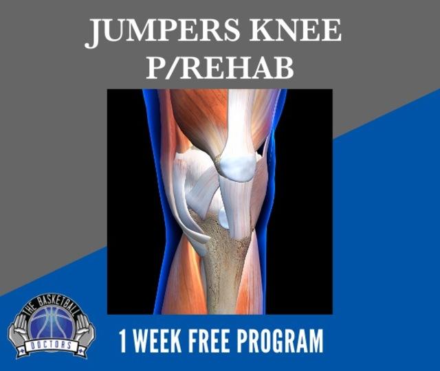 Jumpers Knee Program 1-Week Free Trial
