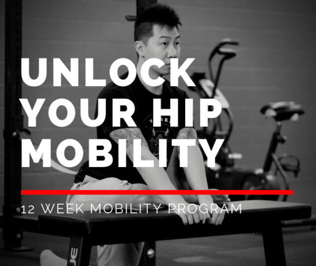 Unlock your Hip Mobility