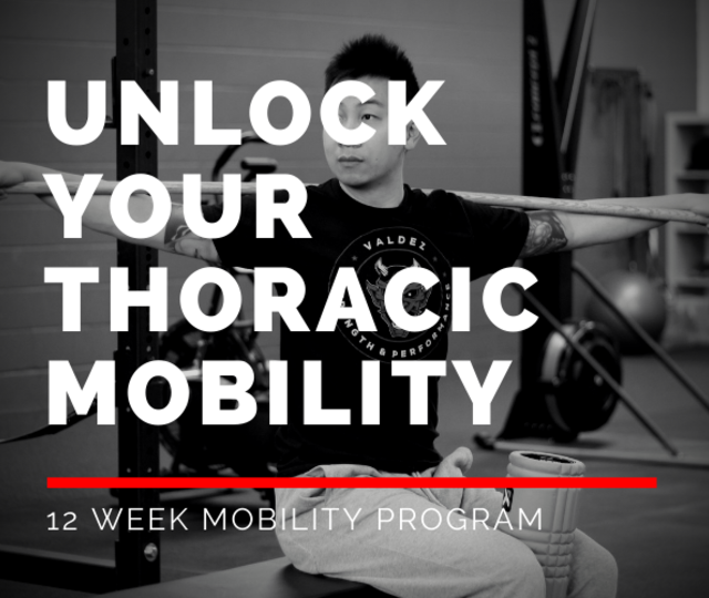 Unlock your Thoracic Mobility