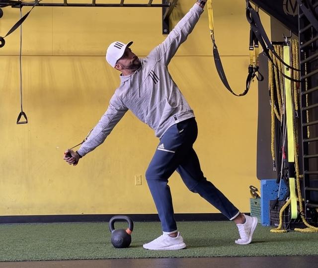 (Basic Gym Setting) Golf Workout Program 2021