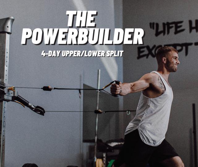The Powerbuilder (Male)