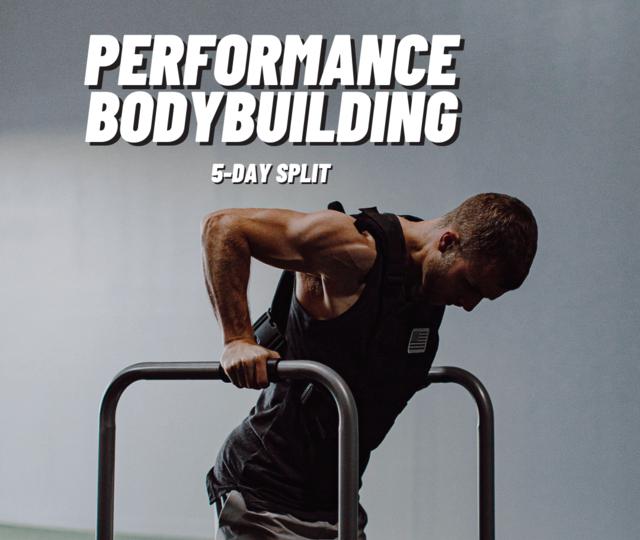 Performance Bodybuilding