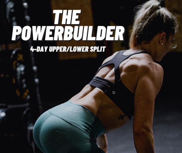 The Powerbuilder (Female)
