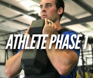 Athlete Phase 1 (Volume)
