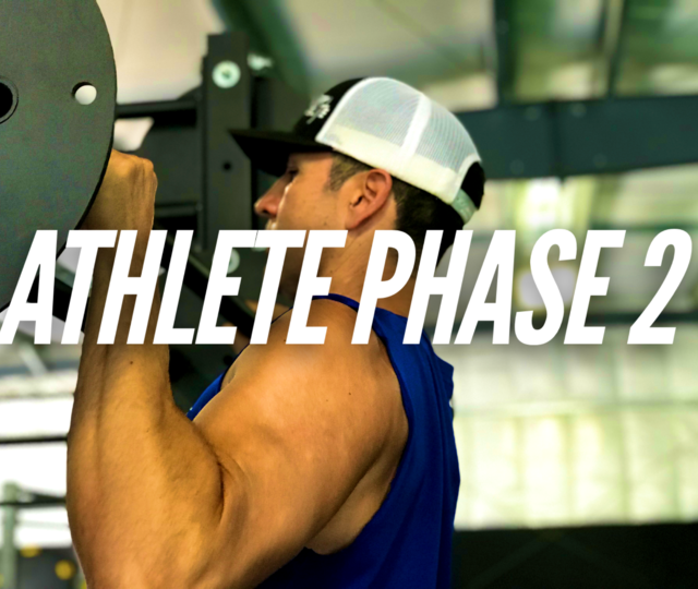 Athlete Phase 2 (Strength)