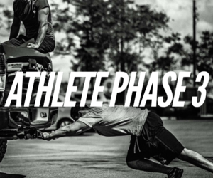 Athlete Phase 3 (Power)