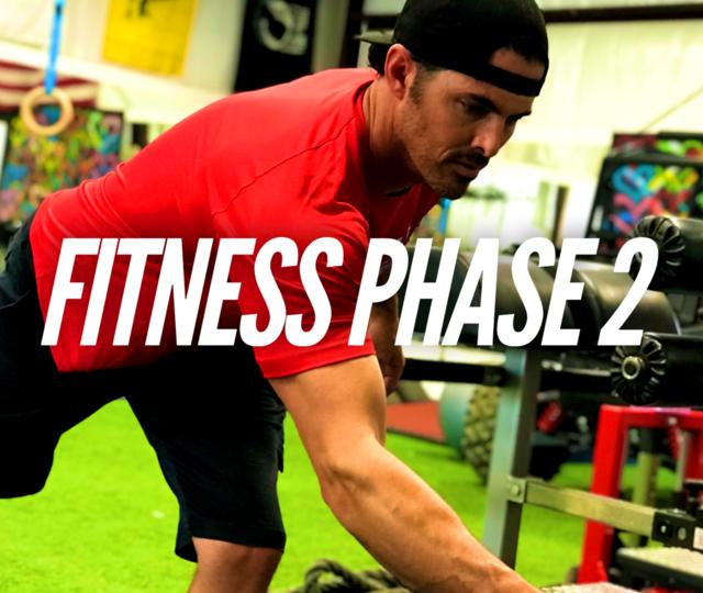 Adult Fitness Program Phase 2 (Strength)