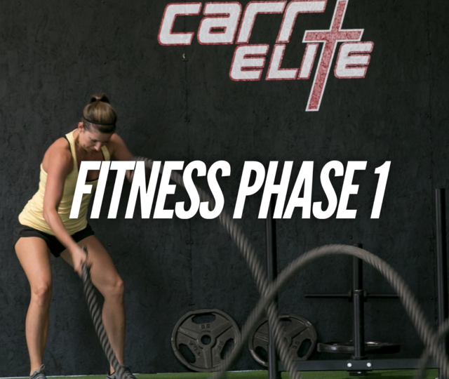 Adult Fitness Program Phase 1 (Volume)