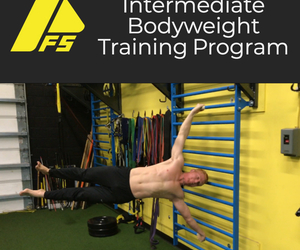 PFS Bodyweight Training Intermediate Program