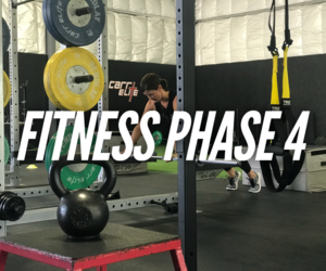 Adult Fitness Phase 4