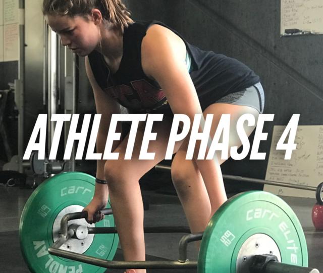 Athlete Phase 4