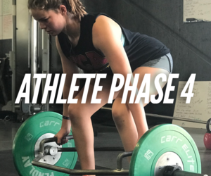 Athlete Phase 4