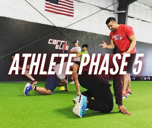 Athlete Phase 5