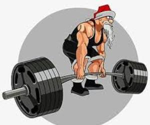 Holiday Strong!