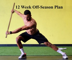 12 Week Off-Season Program (2nd 6 Weeks)
