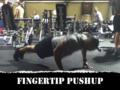 Exercise thumb