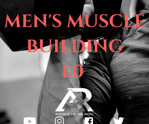 Mens Muscle Building 1.0 (12 Weeks-A)
