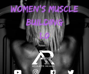 Women's Muscle Building 1.0 (12Weeks-A)