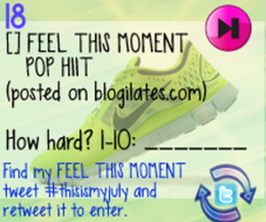 Blogilates POP HIIT: Feel This Moment