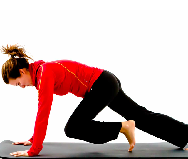 Aerobic Workout Plan