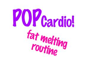 Blogilates POP CARDIO: Fat Melting Routine