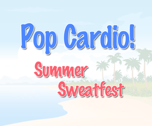 Blogilates POP CARDIO: Summer Sweatfest
