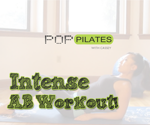 Blogilates POP Pilates: Intense Ab Workout!
