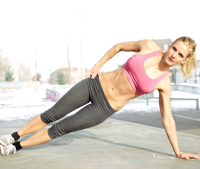 Core Conditioning Workout Plan