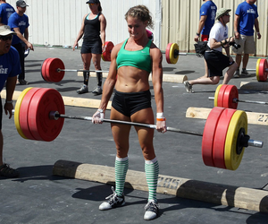 CrossFit Benchmark Girls #1 Workout Plan