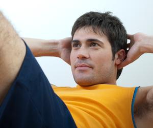 Fat Blasting Men's Beginner Workout Plan