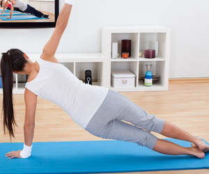 Home Fitness Workout Plan