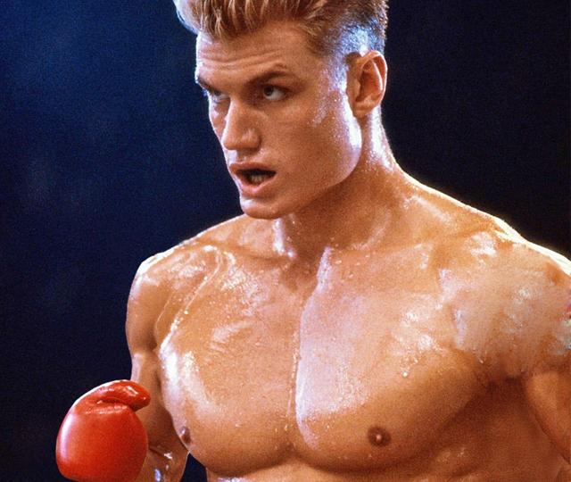 Ivan Drago Workout Plan