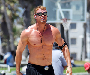 Kellan Lutz Workout Plan