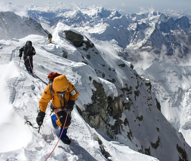 Mountaineering Workout Plan
