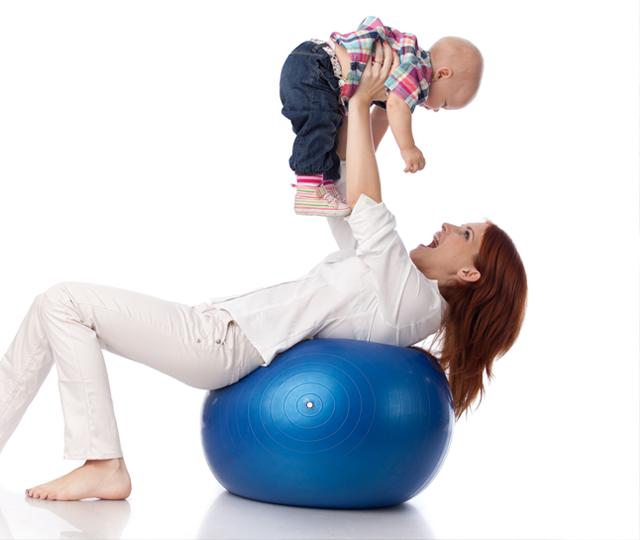 Post Pregnancy Workout Plan