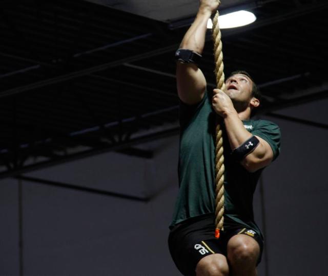 Rope Climbing Workout Plan