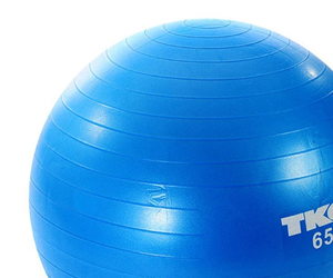 Stability Ball Workout Plan