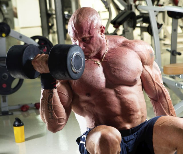 Strength Building Bodybuilding Workout Plan