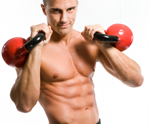 Strength Building Men's Beginner Workout Plan